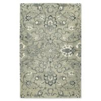 Kaleen Chancellor Sultan 9' x 12' Hand-Tufted Area Rug in Grey