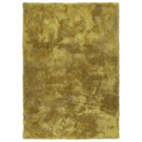 Kaleen It's So Fabulous 2' x 3' Shag Accent Rug in Lime