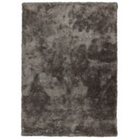 Kaleen It's So Fabulous 2' x 3' Shag Accent Rug in Taupe
