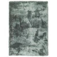 Kaleen It's So Fabulous 5' x 7' Shag Area Rug in Mint