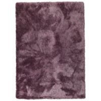 Kaleen It's So Fabulous 8' x 10' Shag Area Rug in Lilac