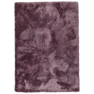 Kaleen Itu0027s So Fabulous 8u0027 X 10u0027 Shag Area Rug In Lilac