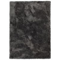 Kaleen It's So Fabulous 8' x 10' Shag Area Rug in Charcoal