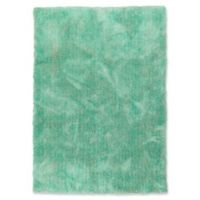 Kaleen It's So Fabulous 9' x 12' Shag Area Rug in Turquoise