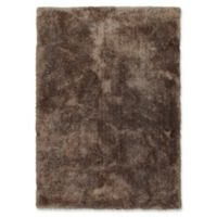 Kaleen It's So Fabulous 9' x 12' Shag Area Rug in Brown