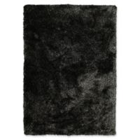 Kaleen It's So Fabulous 9' x 12' Shag Area Rug in Black