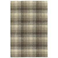 Kaleen Sartorial Yale 2' x 3' Accent Rug in Brown