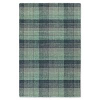 Kaleen Sartorial Yale 3'6 x 5'6 Area Rug in Turquoise