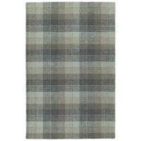 Kaleen Sartorial Yale 3'6 x 5'6 Area Rug in Grey