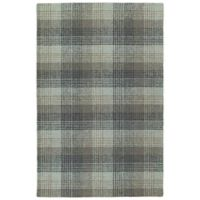 Kaleen Sartorial Yale 8' x 10' Area Rug in Grey