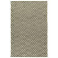 Kaleen Sartorial Princeton 3'6 x 5'6 Hand-Tufted Area Rug in Grey