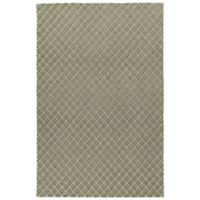 Kaleen Sartorial Princeton 8' x 10' Hand-Tufted Area Rug in Grey