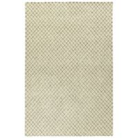 Kaleen Sartorial Princeton 8' x 10' Hand-Tufted Area Rug in Beige