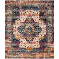 Safavieh Baldwin 9-Foot x 12-Foot Ava Rug in Slate Blue