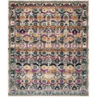 Safavieh Baldwin 9-Foot x 12-Foot Brook Rug in Cream