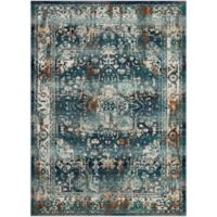Safavieh Baldwin 4-Foot x 6-Foot Felix Rug in Teal