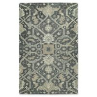 Kaleen Chancellor Regal 5-Foot x 7-Foot 9-Inch Area Rug in Graphite