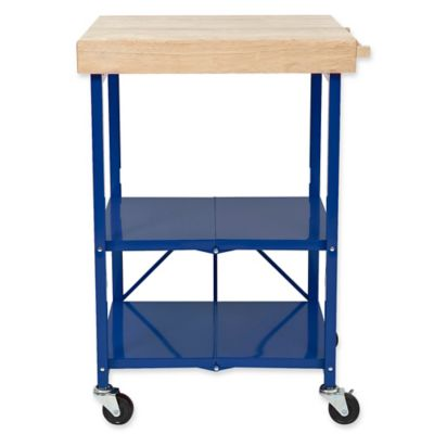 kitchen cart block butcher small material fasciating wood