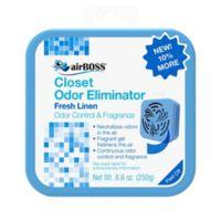 AirBOSS® Linen Scent Closet Odor Eliminator