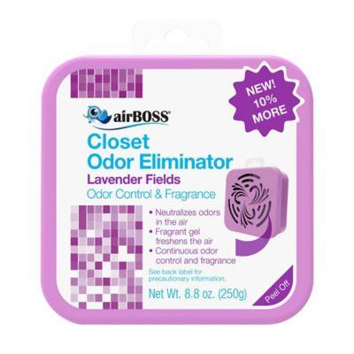 AirBOSS® Lavender Scent Closet Odor Eliminator