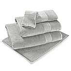 Turkish Modal Hand Towel in Grey