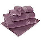 Turkish Modal Hand Towel in Plum