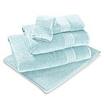 Turkish Modal Bath Mat in Aqua