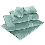 Turkish Modal Washcloth in Sea Green