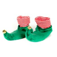 Wishpets Size Small 7-Inch Elf Slippers