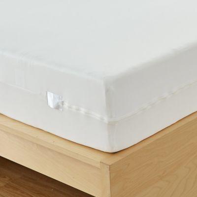 Bedbug Solution Hybrid Zippered Full Mattress Cover