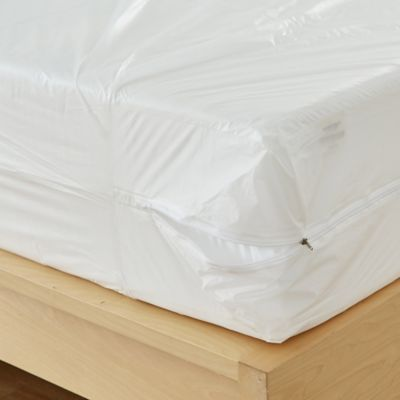 Attrayant Bedbug Solution Vinyl Zip King Mattress Box Spring Protectors