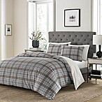 Stone Cottage Granton Reversible King Comforter Set in Grey