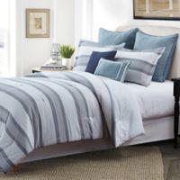 Hudson King Comforter Set in Blue