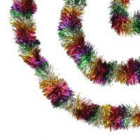 Northlight 50-Foot Classic Christmas Garland in Rainbow