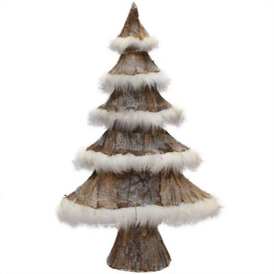 Buy White Christmas Trees from Bed Bath & Beyond