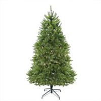 Northlight 6.5-Foot Pre-Lit Artificial Christmas Tree with Clear LED Lights