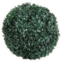Pure Garden 11-Inc Round Topiary Solar Light Ball