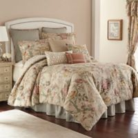 Rose Tree Biccari Reversible Queen Comforter Set