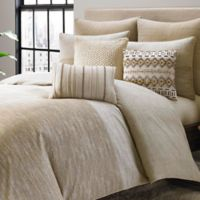 KAS Amara Twin Duvet Cover in Gold