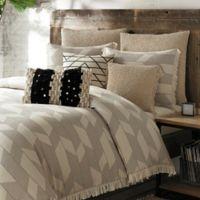 KAS Raina Twin Duvet Cover in Linen