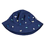 ED Ellen DeGeneres Size 2-4T Turtle Dog Bucket Hat in Navy