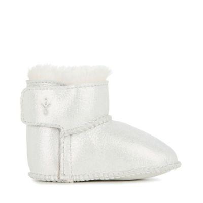 a3eaeb55df3 EMU Australia Size 12-18M Sheepskin Boot in Silver