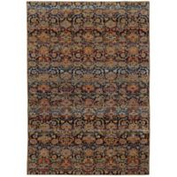 Oriental Weavers Andorra Multicolored 5-Foot 3-Inch x 7-Foot 3-Inch Area Rug