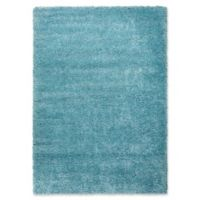Nourison Amore 3-Foot 11-Inch x 5-Foot 11-Inch Area Rug in Aqua