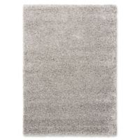 Nourison Amore 3-Foot 11-Inch x 5-Foot 11-Inch Area Rug in Light Grey