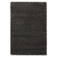 Nourison Amore 3-Foot 11-Inch x 5-Foot 11-Inch Area Rug in Dark Grey