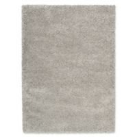 Nourison Amore 5-Foot 3-Inch x 7-Foot 5-Inch Area Rug in Light Grey