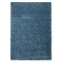 Nourison Amore 5-Foot 3-Inch x 7-Foot 5-Inch Area Rug in Slate Blue