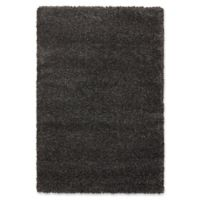 Nourison Amore 5-Foot 3-Inch x 7-Foot 5-Inch Area Rug in Dark Grey