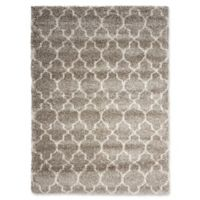 Nourison Amore Amor2 3-Foot 11-Inch x 5-Foot 11-Inch Area Rug in Stone